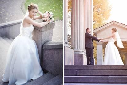 постановочная свадебная