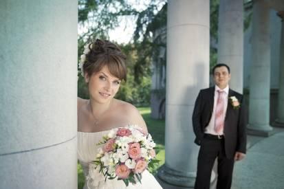 невеста и жених