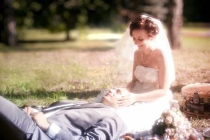 пикник на свадьбе