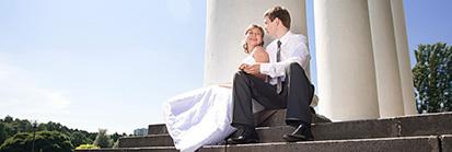 Свадебные фотографии Андрея и Инны